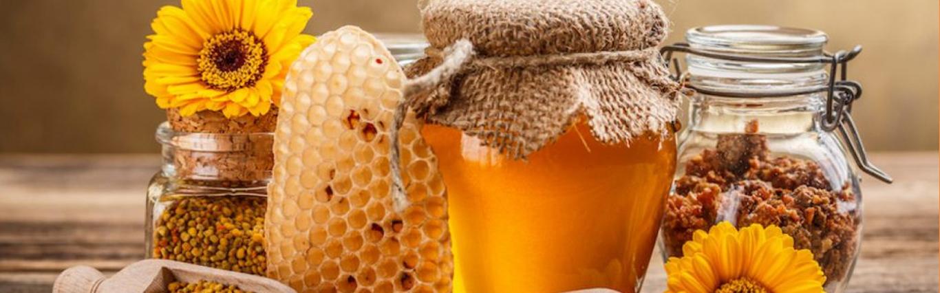 Realiseer een gezondere levensstijl met honing